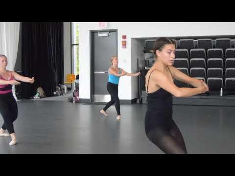 Dance at SUNY Fredonia