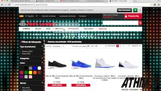 AthimTv | Donde Comprar Zapatillas