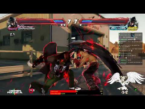 Tekken Portugal Highlights - É o infinito!
