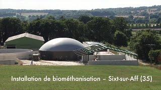 Biogaz et spiruline au GAEC du Cormier (35)
