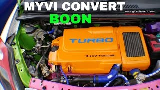 Daihatsu Boon Turbo Modified   10th Anniversary KeicarMania 2016