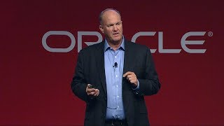 Oracle's Journey to ERP and EPM Cloud: Tomorrow's ERP, Today