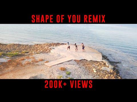 Shape of You Tamil Remix | #UPAT | Ed Sheeran | IFT-Prod | Boston & Achu | Kuruji | Jerone B