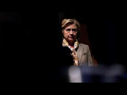 Hillary's political bitterness