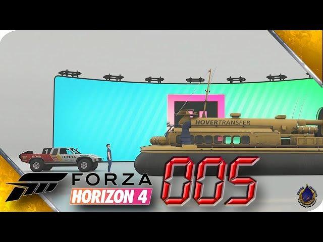 FORZA HORIZON 4 🚘 [005] 1. Schaurennen: David gegen Goliath