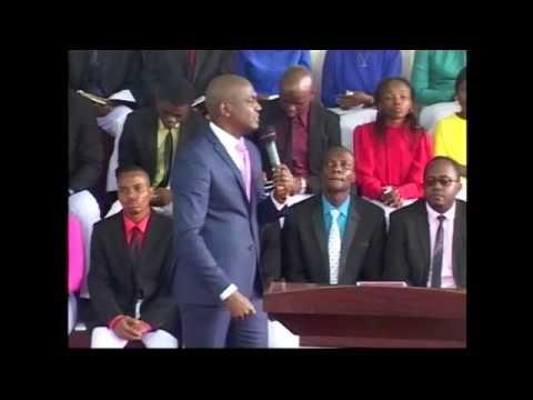 APPEL A LA MONTAGNE 1 (2ème culte) - Pasteur Ken Luamba