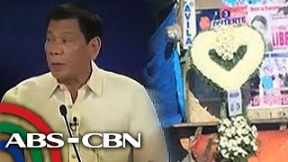 Bandila: Duterte supporters target TV networks over campaign ad