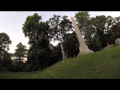 #takeatour of Oakwood Cemetery