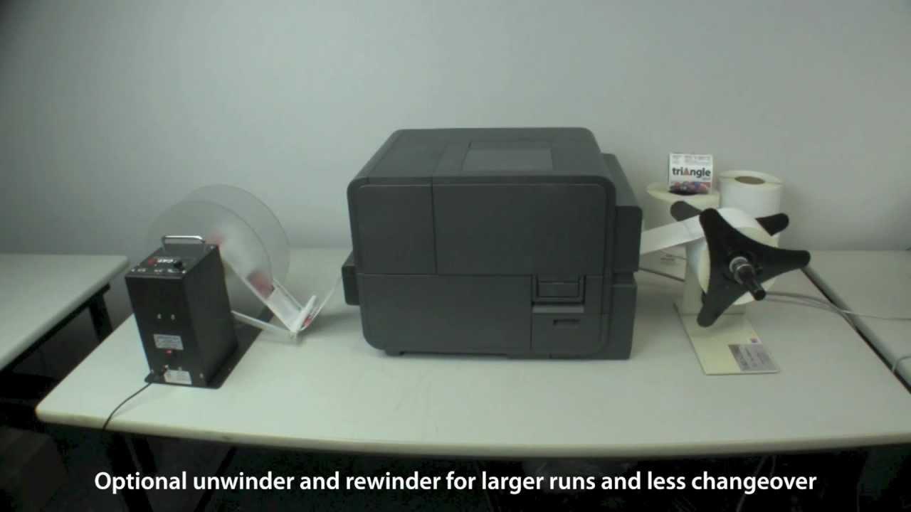 Color printer label - Swiftcolor Scl 4000d Color Digital Inkjet Label Printer