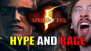 HYPE & RAGE Compilation- Resident Evil 5 Edition