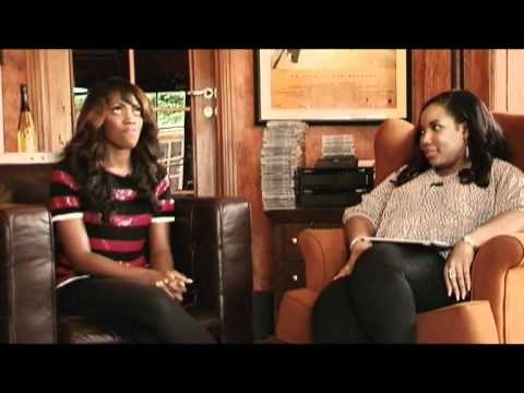 Tiwa Savage Interview 1