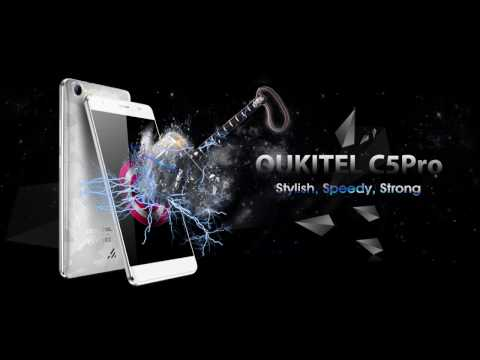 OUKITEL C5 Pro screen challenge-hammer, nails, dropping