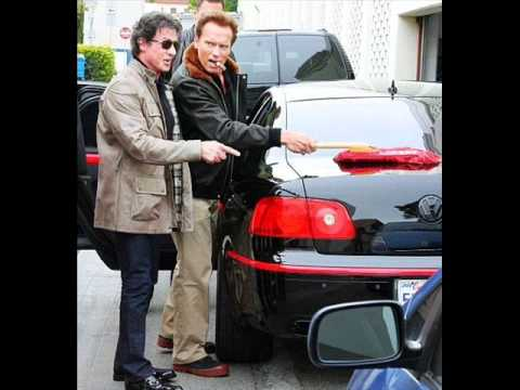 Arnold Successfully Rents Car From Avis