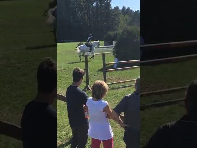 Darren Graziano Clinic   Jumpers