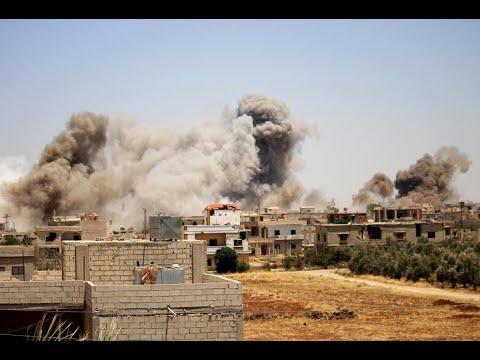 الصفدي يحذر من التصعيد جنوبي سوريا