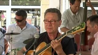 Daniel Huck Quartet - Jazz 'n Cars Saint-  Sever 14 juillet 2016