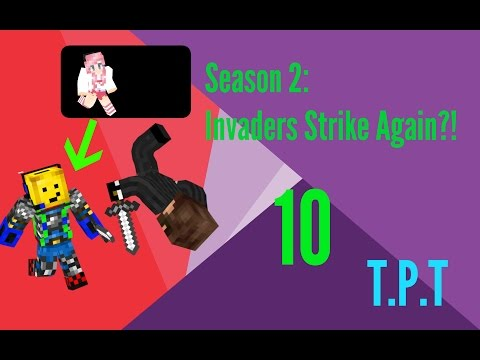The Pixel Time - Hotel Havoc! - Season 2: Invaders Strike Again?! [10]