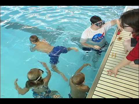 Training for astronaunt adults camps