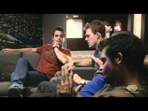 Blue Mountain State Extremely Funny Scenes From Season 1 HD