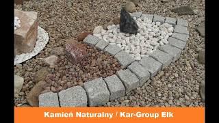 Kamień ogrodowy, ozdobny i wewnętrzny / Kar-Group Ełk - stwórz piękny ogród