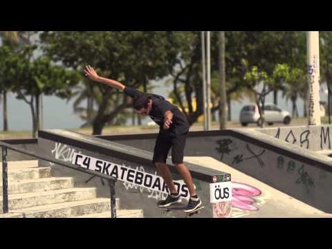 Manobra - Backside Lipslide (Skate)