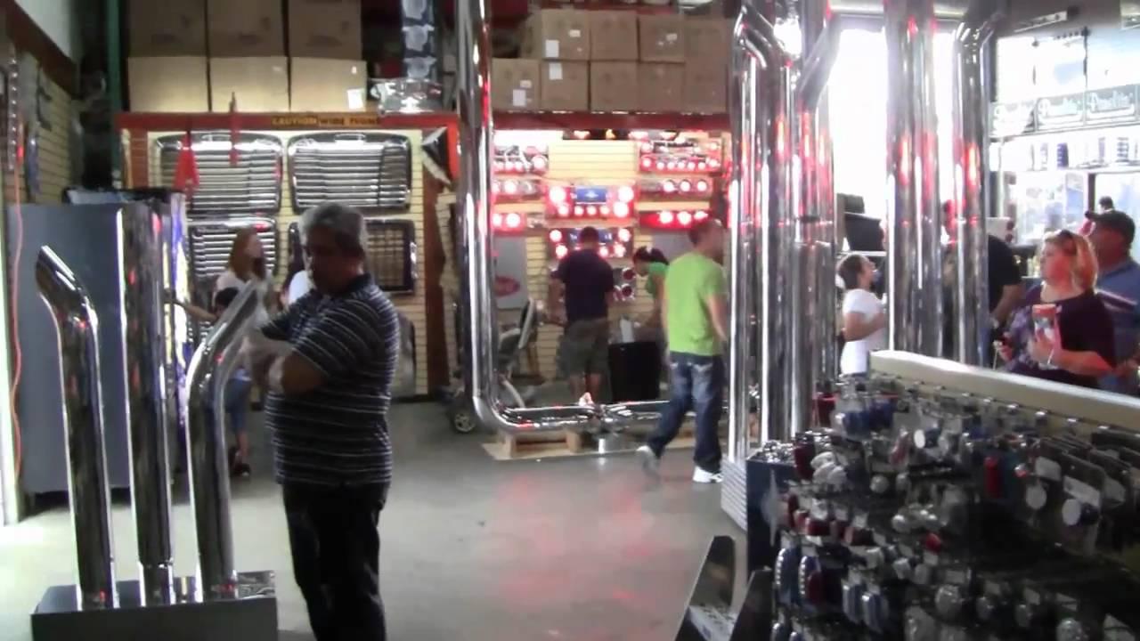9th annual meca south florida truck show