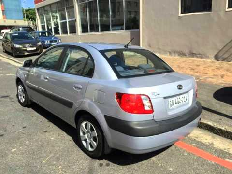 2007 Kia Rio 1 4 High Auto For Sale On Auto Trader South Africa