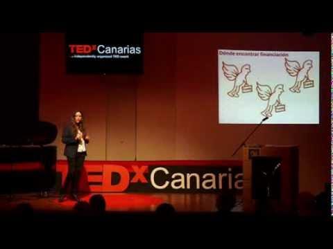 Regreso o futuro: Eva Martín Villaró at TEDxCanarias 2013