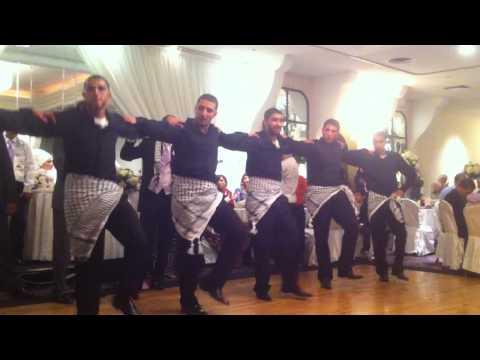 Freedom Dabka Group Brooklyn NY فرقة دبكة الحرية نيو يورك
