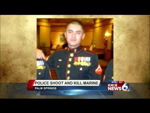 Chief Says Officers Lives in Danger When They Shot and Killed Marine