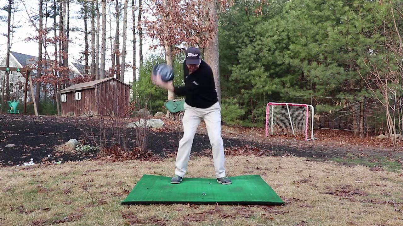 The Frisbee Drill - Golf Tips - Team Titleist