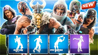 🔥 *FILTRATED* ALL NEW FORTNITE SKINS AND NEW BAILES! 🔥 ⚠️(SEASON 5!) ⚠️ [Flopper]