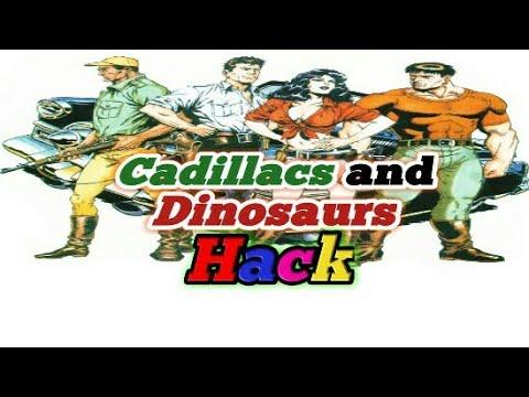 Cadillacs and Dinosaur mod unlimited guns unlimited Ammo unlimited live unlimited energy