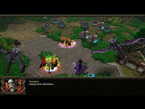 Warcraft 3: Resurrection of the Scourge 09 - Power of the Alliance