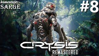 Zagrajmy w Crysis Remastered PL odc. 8 - Pancerna ofensywa