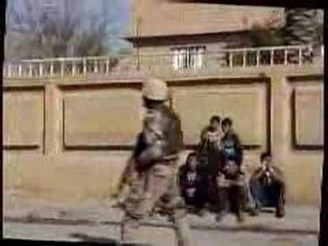 Camp Fallujah Iraq Report