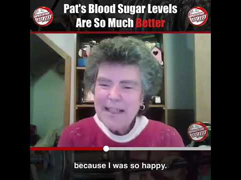 Pat keeps her doctor happy going to SFF