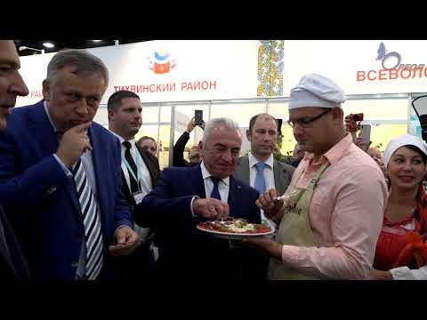 Смотреть ОРЕОЛ-ТВ: День Ленинградской области на ярмарке