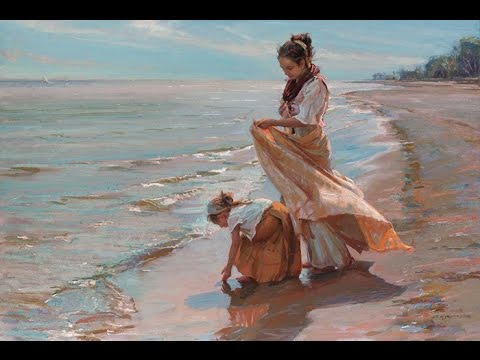 DANIEL F. GERHARTZ American painter ✽ A Summer Place - Young Love