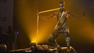 DANCING KALI YA KITAMADUNI TANZANIA/WC DANCERS BAGAMOYO