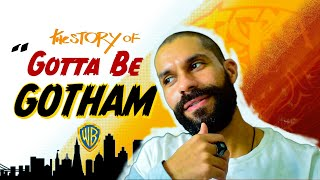 We made a song for Warner Bros. World, Gotham City