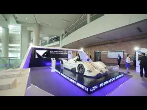 BMW Art Basel in Hong Kong 2015