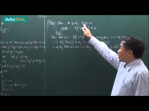 Ôn thi tuyển lớp 10 toán bất đẳng thức - cực trị Bài 09 Bài tập khó dành cho học sinh khá   giỏi