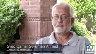 NEWSY: Pakistan won't recognize Ahmadiyya as Muslims