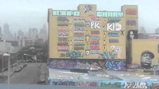 5 points kweenz NYC Graffiti