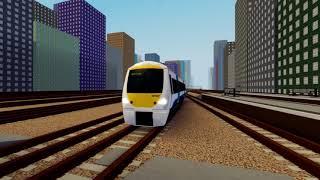 Roblox | Züge bei Stepford Central (1.1 Update) | Stepford County Railway [SCR]