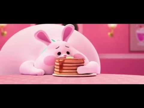 Pink Rabbit Eating Pancakes: Video Gallery (Sorted by Oldest) | Know