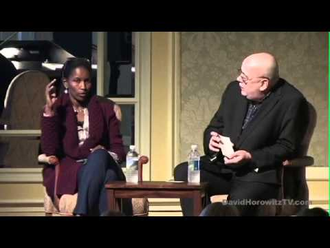 Watch Interview with Ayaan Hirsi Ali   Part 1 David Horowitz