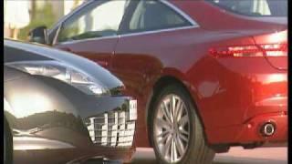 Car test RENAULT LAGUNA COUPE
