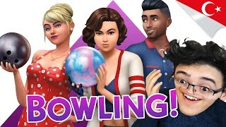 The Sims 4 Bowling Night Stuff İncelemesi!